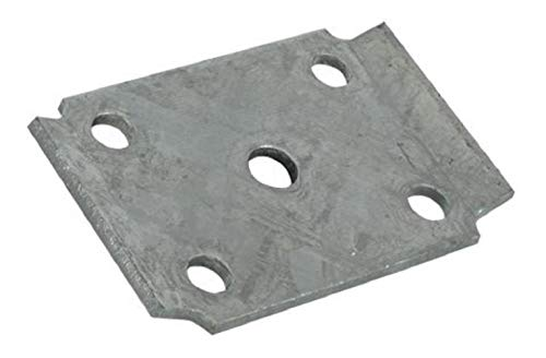 Relable Machine Axle Tie Plate Round Tp-R-120