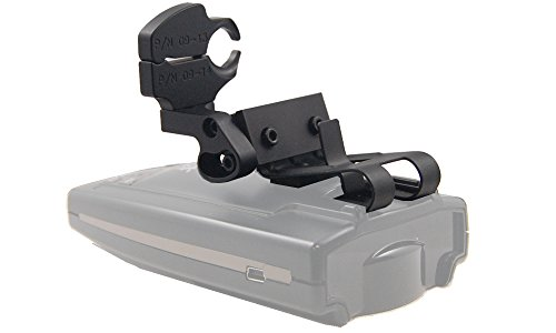 BlendMount BBE-3030, Aluminum Radar Detector Mount for Beltronics/Escort. Patented Design - Made in USA - Looks Factory Installed by BlendMount