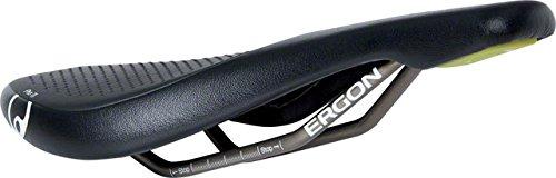 Ergon SMD2 Pro Titanium Saddle: Unisex, Black by Ergon