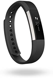 Fitbit Alta Black/Stainless Steel Fitness Tracker