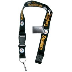 ers Team Color Lanyard, 22-inches, Black ()