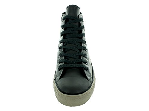 Converse Unisex All Star Leather Hi Sneaker Grey RiUwlhPB