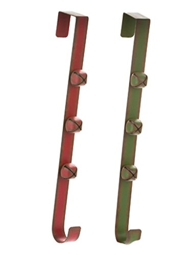 th Door Hanger with Jingle Bells Iron ()