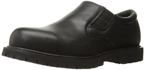 Skechers for Work Calzado de trabajo Cottonwood Coeburn para hombre, negro