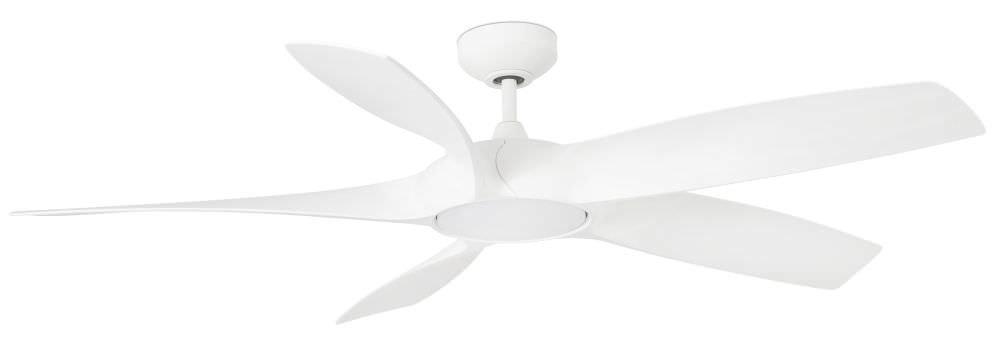 Bianco Faro 33548 Ventilatore per Soffitto con LED