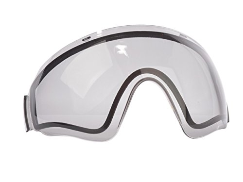 - VForce Profiler Goggle Lens - Dual Pane Thermal - Smoke