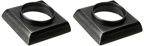(Delta RP52661PT Dryden Handle Base, Snap Ring and Gasket, Aged)
