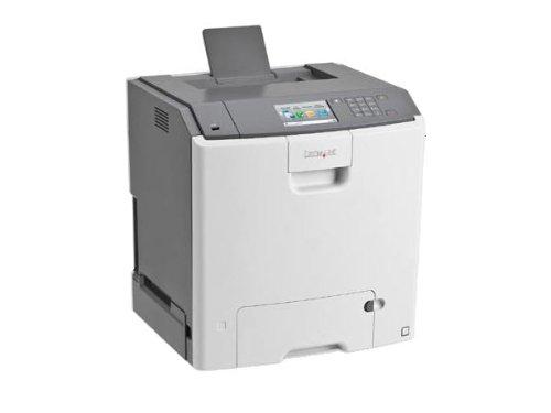Lexmark C748DE CLR LASER 35PPM 1200DPI PRNT LGL USB 512MB DUPL PS3 PCL6 Inkjet Printers, Office Central