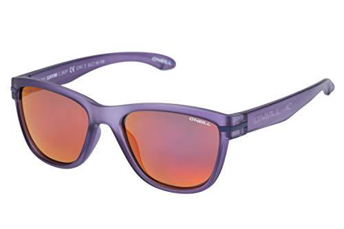O'Neill Seapink Polarized Cateye Sunglasses, Matte Purple Crystal, 55 ()