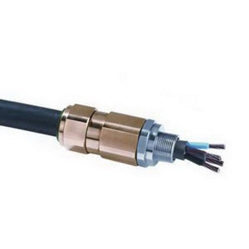 Image of Appleton 63ST32005 Hazardous Location Cable Gland, Armored, Straight, 2' NPT, Size 63S Connectors & Adapters