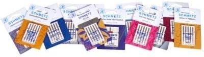 Schmetz - Aguja para máquina de coser (705h multi pack x 30)