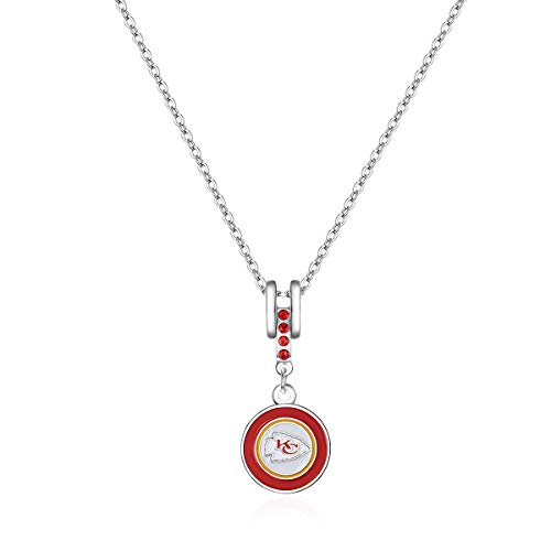 (Pro Specialties Group NFL Kansas City Chiefs Charm)