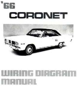 [DIAGRAM_38ZD]  Amazon.com: 1966 DODGE CORONET Wiring Diagrams Schematics: Everything Else | 1966 Dodge Coronet Wiring Diagram |  | Amazon.com