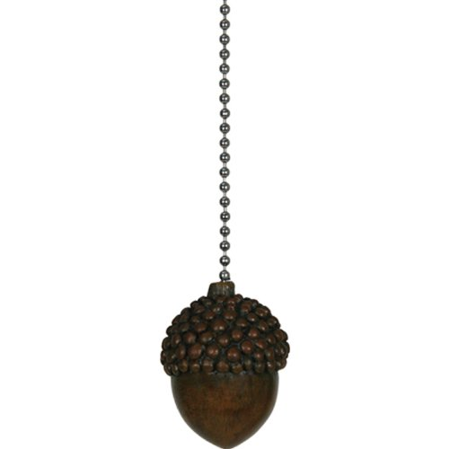 Rivers Edge Products Acorn Fan Pull (Acorns Decorative)