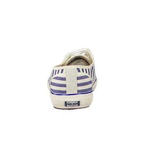 Scotch & Soda Herren Sneaker Superga 2750 16050175301 dessin A