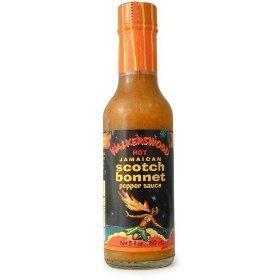 Walkerswood Hot Jamaican Scotch Bonnet Pepper Sauce 6oz (2pack)