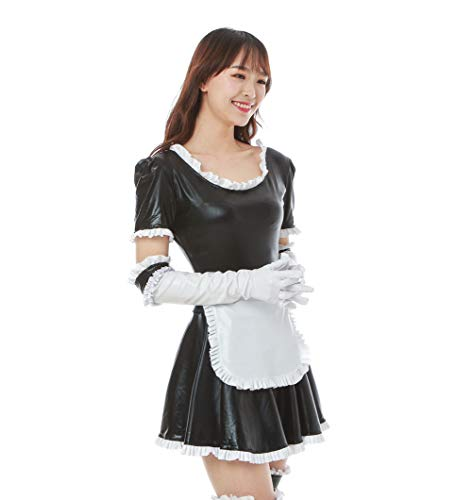Amazon.com: Wolf UNITARD - Disfraz de Lolita para mujer ...