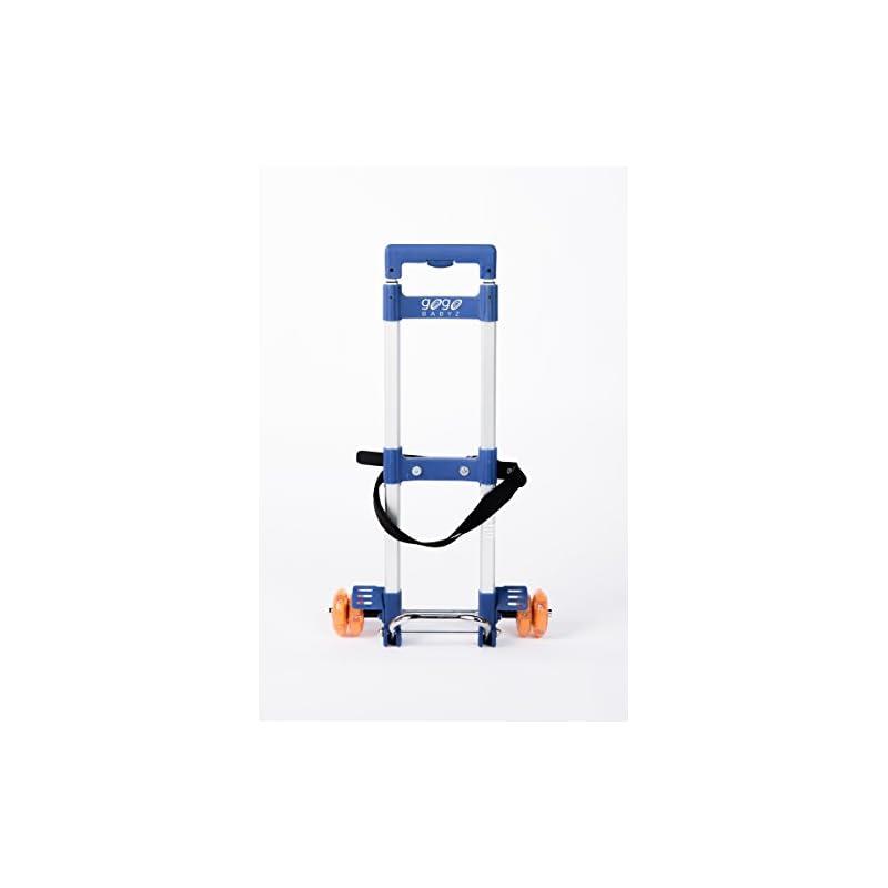 GO-GO BABYZ Mini TRAVELMATE CAR SEAT Str
