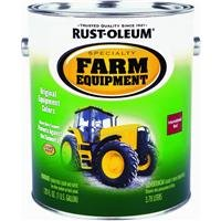 (RUST-OLEUM 7466402 Gallon International Red Bright Enamel Paint)