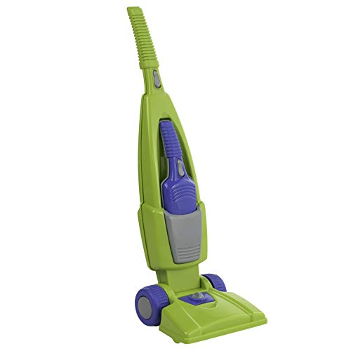 American Plastic Toys Kids Tidy Up Vacuum Set, Green