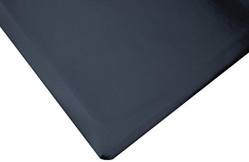 Tile Top Anti Fatigue Mat (Rhino Mats TT-R24DSBLKX3 Marbleized Tile Top, Anti-fatigue Mat,  2' x 3' x 7/8