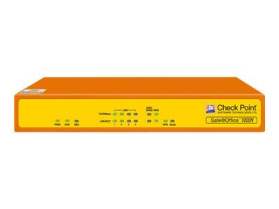 checkpoint appliance - 1