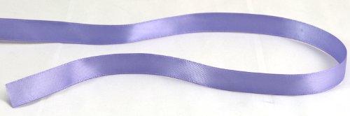 Kel-Toy Double Face Satin Ribbon, 5/8-Inch by 25-Yard, (Iris Ribbon)