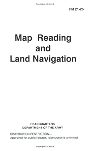 Map Reading And Land Navigation Pentagon Us Military