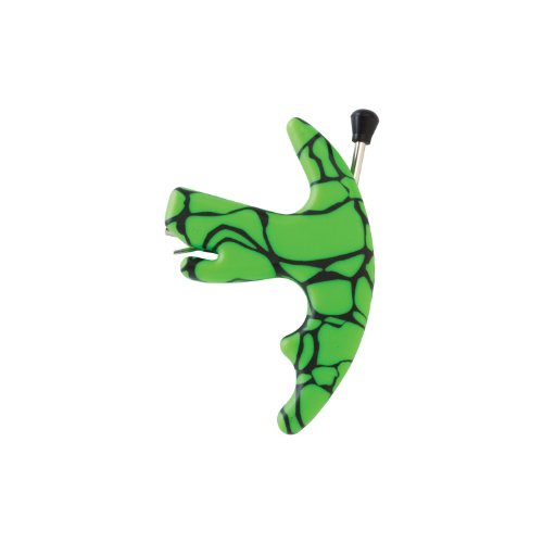 Allen Compact Thumb Activated Archery Release, Youth (Best Youth Bow Release)