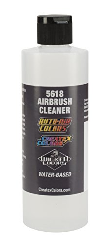 Airbrush Cleaner - Createx Colors 5618 Airbrush Cleaner 8oz. Size