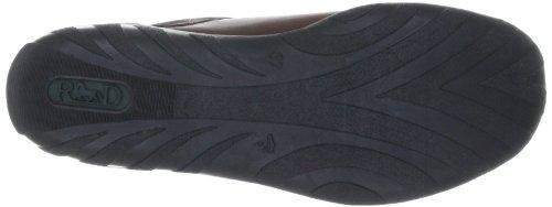 Remonte Dorndorf Liv R3421 - Zapatos casual de cuero para mujer Rojo
