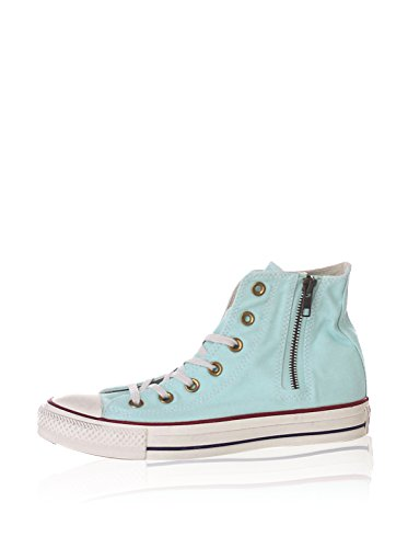 Converse Zapatillas Side Zip Canvas Azul EU 36.5