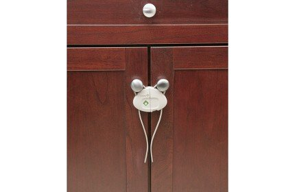Safety 1st Side by Side Cabinet Lock , 4 Count