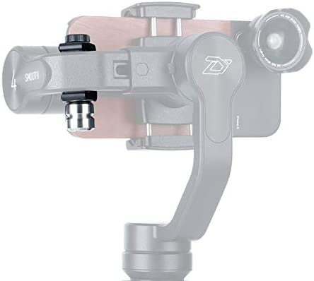Evo with 4 Weight DJI Osmo Mobile 2 Faironly Universal Gimbal Counterweight Counter Weights Compatible for Zhiyun Smooth 4 Q//Feiyu Vimble 2