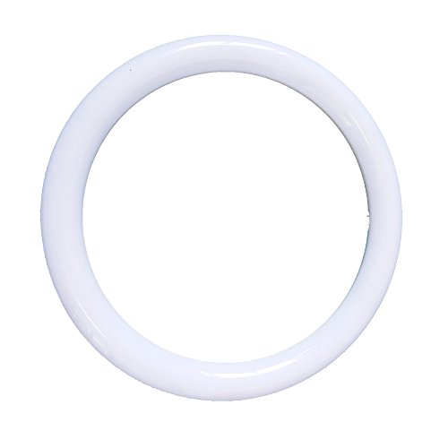 - LuLofe 12 Inch 18 Watt LED Circline Lamp Replacement for 32 Watt Fluorescent Tube, 4000K Cool White Color with Internal Power Supply
