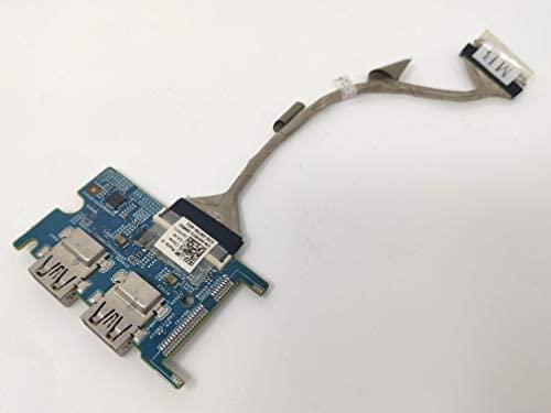COMPRO PC - Tarjeta de Puerto USB para DELL Inspiron 15 7537 ...