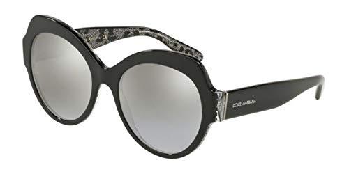 Dolce e Gabbana 0DG4320, Gafas de sol para Mujer, Black On ...