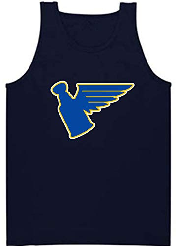 Logo Tank Blue - Navy Blues Stanley Cup Logo Tank Top Adult