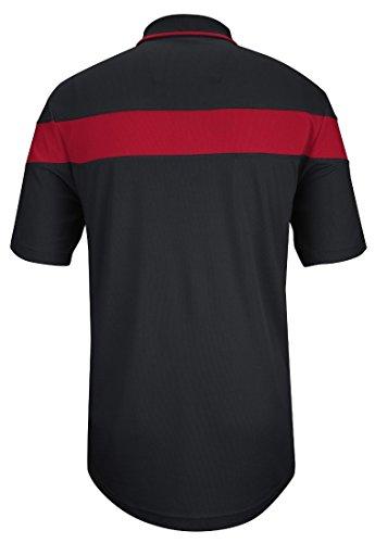 Cincinnati Bearcats Adidas NCAA 2014 Sideline Climalite Polo Shirt - Black