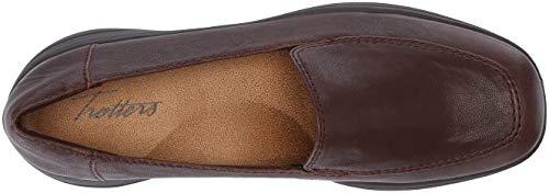 Loafer Brown Dark Jacob Women's Trotters wx0BEE