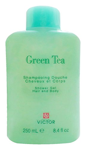 GREEN TEA VICTOR by Parfums Victor: GREEN TEA SHOWER GEL HAIR& (Victor Green Tea)