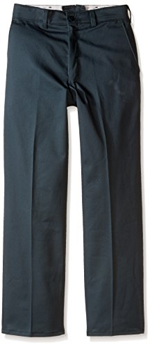 Red Kap Men's Wrinkle-Resistant Cotton Work Pant, Spruce Green, 34x30