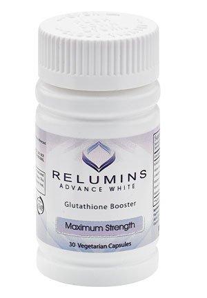 Relumins Advance White Glutathione Booster - Max Strength (1 Bottle)