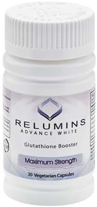 Relumins Advance White Glutathione Booster - Max Strength