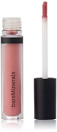 bareMinerals Gen Nude Matte Liquid Lip Color, Swag, 0.13 Fluid Ounce