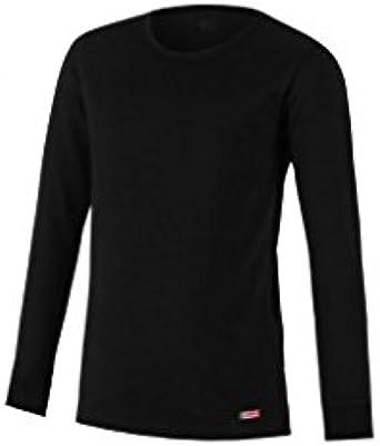 IMPETUS, Camiseta Térmica Manga Larga para niños, 5368606. Color Negro, Talla 8: Amazon.es: Ropa y accesorios