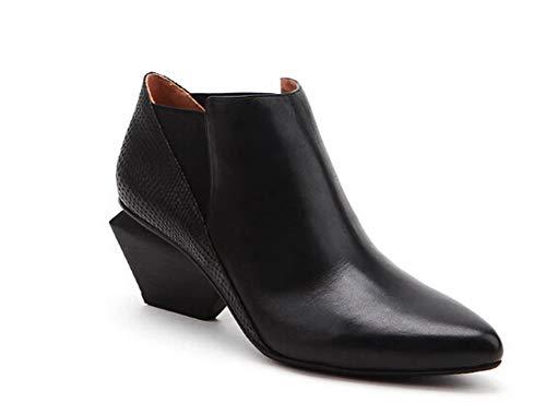 5 Femme 36 Sandales Balamasa Compensées Abm13507 Noir Noir twCaqx4q0