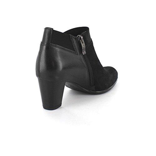 ara12-43442-71 - botines de caño bajo Mujer negro