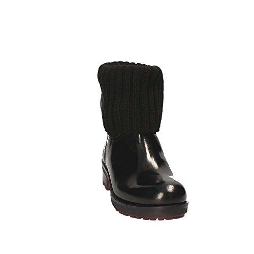 Boots Women Hilfiger Tommy Fw0fw02017 Black Ankle aqntxOwx4F