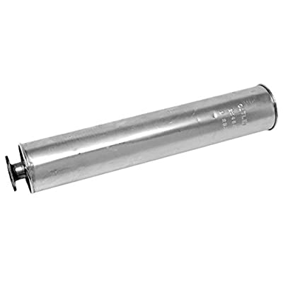 Walker 22485 Quiet-Flow Stainless Steel Muffler: Automotive